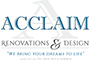 Acclaim company logo